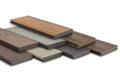 What is Trex Composite Deck Materials?